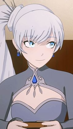 I think this was the most Weiss has smiled in an entire episode