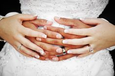 Pace Photography: couples hands