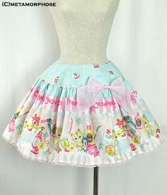 Metamorphose Temps de Fille CL/ Bubble Bath Skirt