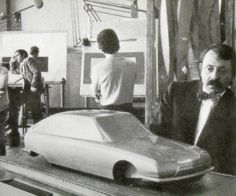 Robert Opron.22 February.Born Today in 1932. French automotive designer, trained as an architect. Noted design work for Simca, Fiat, Alfa Romeo, Ligier, Renault and Citroën.