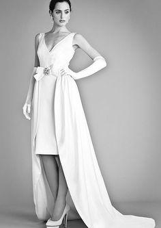 Vestidos de novia románticos de Temperley London Image: 6