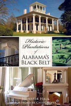 [This book] explores the history of seventeen of the finest plantation homes in Alabama's Black Belt. [It] chronicles the original owners and slaves of the homes and traces their descendants, who have