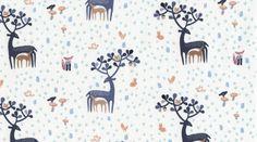 Hilltop in White WG443 - HILLTOP - Dear Stella Fabric Designs - By the Yard