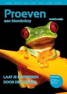 Leuk magazine vol biomimicry proefjes, een biomimicry app fotopuzzel voor in de dierentuin en een biomimicry ontwerp opdracht. Te bestellen bij: http://www.mijnwebwinkel.nl/winkel/biotechno/a-38792753/leerlingmagazines-kleur/proeven-aan-biomimicry-isbn-978-94-91976-22-3/