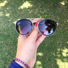 Óculos Sereia Preto