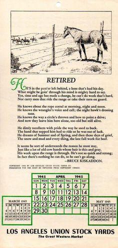 Bruce Kiskaddon Classic Cowboy poetry