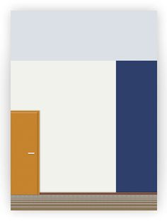 Relaxed | Home and haven | With coolness and composure. A color scheme for your home.