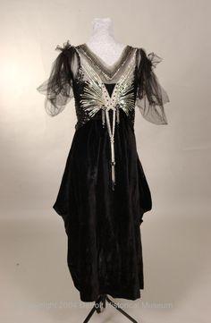 Evening Dress, c. 1912