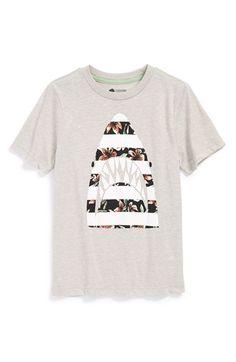 Tucker + Tate Heathered Graphic T-Shirt (Big Boys) | Nordstrom