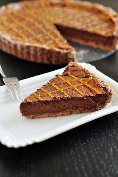 Pastel de Chocolate y Caramelo Te enseñamos a cocinar recetas fáciles cómo la receta de Pastel de Chocolate y Caramelo y muchas otras recetas de cocina..