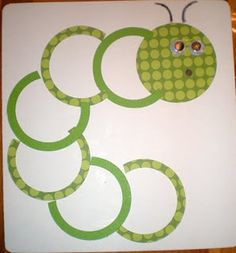 """The """"Cs"""" should be in an AB pattern of colors so that you can clearly tell they are letter C. The Attached Mama: Introducing the Ultimate Alphabet Craft Collection Alphabet Letter Crafts, Alphabet Activities, Alphabet Soup, Teaching Letters, Preschool Letters, Daycare Crafts, Preschool Activities, Kid Crafts, Summer Activities"""