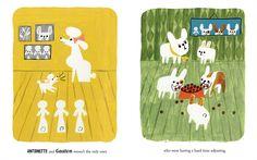 Gaston: Kelly DiPucchio, Christian Robinson: 9781442451025: Amazon.com: Books