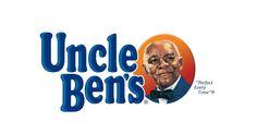"""UNBLE BEN'S - O fictício """"tio Ben"""" é, há mais de 60 anos, símbolo da marca. Em 2007, a empresa criou uma campanha em que ele aparecia como presidente da companhia. O objetivo era rebater as críticas de que o personagem tinha aparência de """"serviçal"""""""