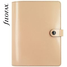 Filofax The Original A5 Patent Nude