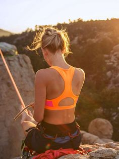 Without Walls Colorblock Racerback Sports Bra - Urban Outfitters