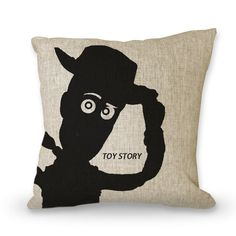 pillows,Movies, pillowcase -Toy story - 18 posters, pillow, the pillow, new, household items, $29