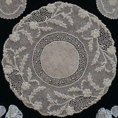 Crochet Lace: Orvieto