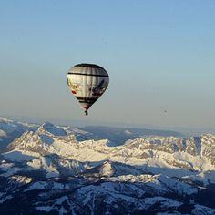 Vol en Montgolfière Grenoble Mont-Blanc Isère 38