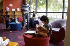 Пять крутых фишек американских библиотек