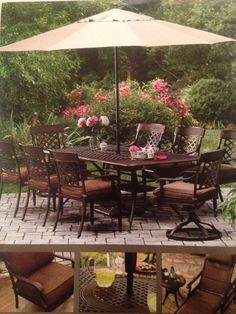 Patio Sets Patio And Your Family On Pinterest