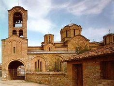 Bogorodica Ljeviška u Prizrenu/Srbija.Serbian Ortodox Church.The Church is King Milutin's endowment.14th c.