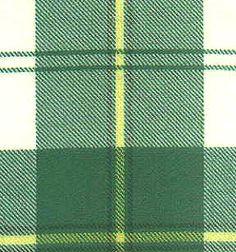 Cunningham Green Tartan