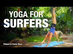 Five Parks Yoga - Yoga for Surfers - YouTube