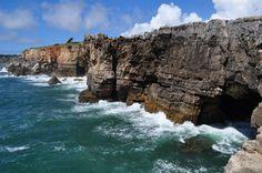 Cascais, Portugal - na Boca do Inferno