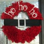 50 beautiful Christmas Wreath Ideas and Inspiration Collection - DIY Crafty Projects