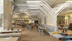 Zizzi Restaurant, Leeds // d_raw   Afflante.com
