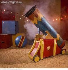 circus cannon | Circus Cannon [42-18346582] > Stock Photos | Royalty Free | Royalty ...