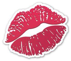 Kiss Mark | EmojiStickers.com