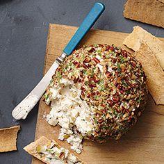 Pear-Pecan Cheese Ball