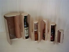 Estuchería Tabaglo, estuches de madera - Catálogo