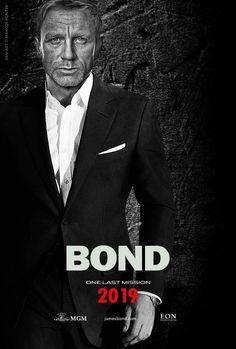 The name is Bond, James Bond.gonna miss Daniel Craig. Estilo James Bond, James Bond Style, James Bond Theme, Bond Girls, Daniel Craig James Bond, James Bond 25, James Bond Movie Posters, James Bond Movies, Cultura Nerd