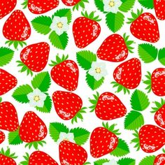 Free Vector | Pack of four patterns with hand-drawn fruits Strawberry Clipart, Strawberry Art, Cute Patterns Wallpaper, Background Patterns, Cute Backgrounds, Wallpaper Backgrounds, Strawberry Background, Strawberry Decorations, Henna Night