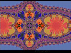 Diadem fractal