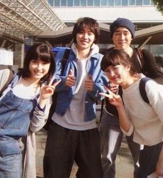 "Tao Tsuchiya, Kento Yamazaki, Yuta Takahata, Mugi Kadowaki. J Drama ""Mare"", http://www.drama.net/mare [Eng. sub]"