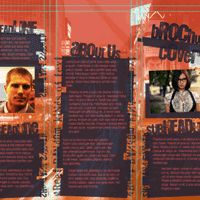 How to Design A Typographic Brochure – Photoshop tutorial