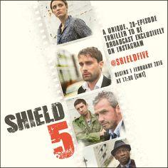 Shield 5, Drama in Instagram