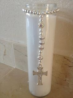 Party Favors: Candle Cross Favors