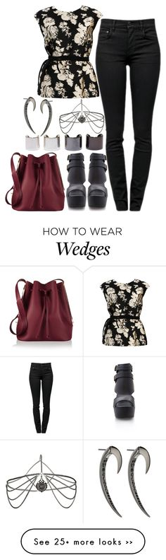 """822. Too Dry To Cry"" by adc421 on Polyvore"