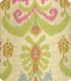 Ikat Multi - Fairytale color Fuschia (item ID 1106338)