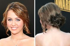 Party-Worthy Celebrity Hairstyles