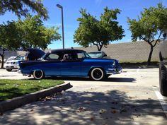 """Harlow"".......1956 Dodge Custom Royal Sedan"