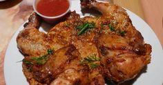 Курица по-аджарски. Очень рекомендую этот простой и мега-вкусный рецепт! Вам потребуется: курица 2 кг чеснок 8 зубчиков кинза 20 г соль 1 ст.л. перец 1 ч.л. хмели-сунели 1 ч.л. паприка 1 ч.л. вода 230 мл Как готовить: 1. Тушку разрезать вдоль по грудке. Посолить и поперчить с обеих сторон. Раскалить на сковороде с толстым дном …