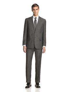 Kroon Men's Sharkskin Suit at MYHABIT