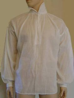 regency shirt - simple and practical
