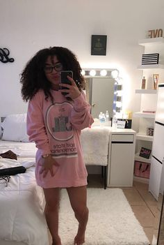Best Cute Outfits Part 2 Black Girls, Black Women, Fashion Killa, Fashion Outfits, Womens Fashion, Fashion Fashion, Dame, Curly Hair Styles, Grunge