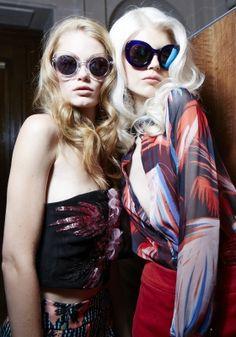 London Fashion Week SS15, day 3